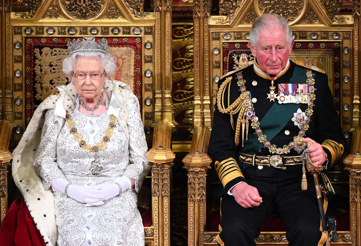 Royal Family queen charles