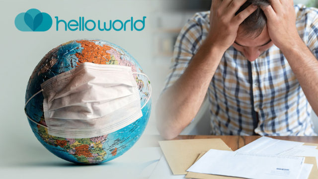 Helloworld charged one customer nearly $2200 in cancellation fees for a trip affected by the government's travel ban.