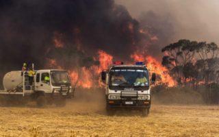 bushfire season nsw