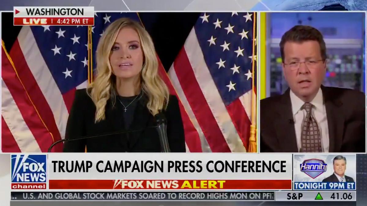 fox news donald trump election