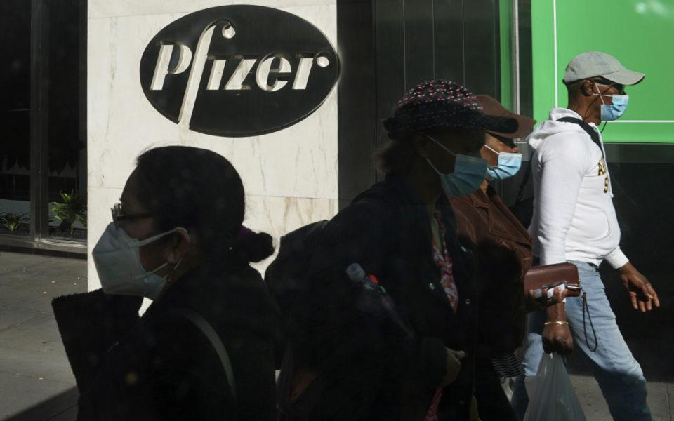 Pfizer reveals coronavirus vaccine is 95% effective