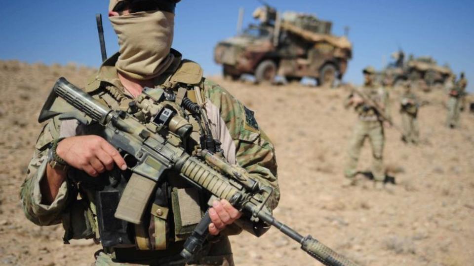 sas sacking afghanistan