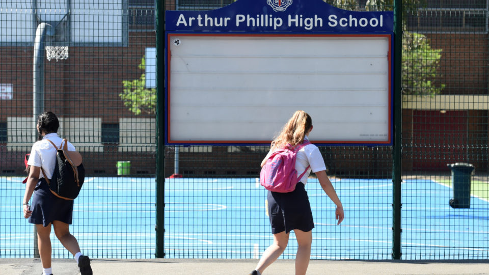 arthur phillip school stabbing