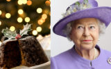 Royal Christmas pudding
