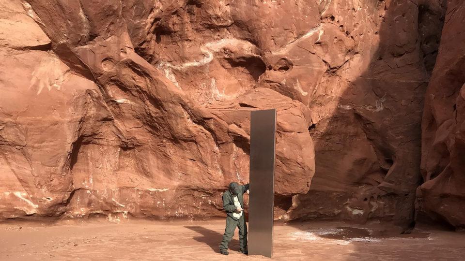 utah monolith desert