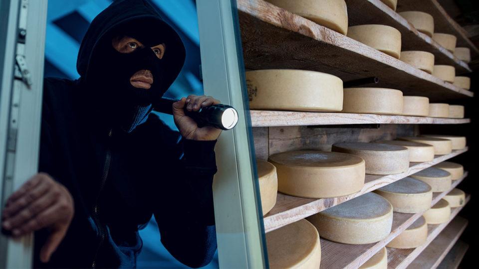 Cheese thieves