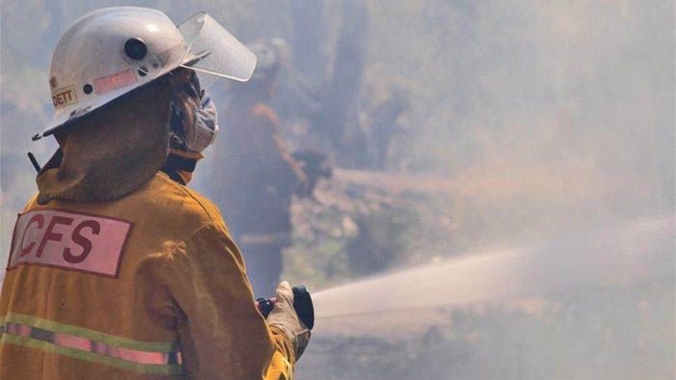 sa bushfire emergency
