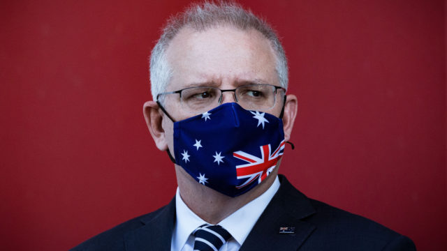 You might not like Scott Morrison's daggy dad shtick, but it is paying off big time