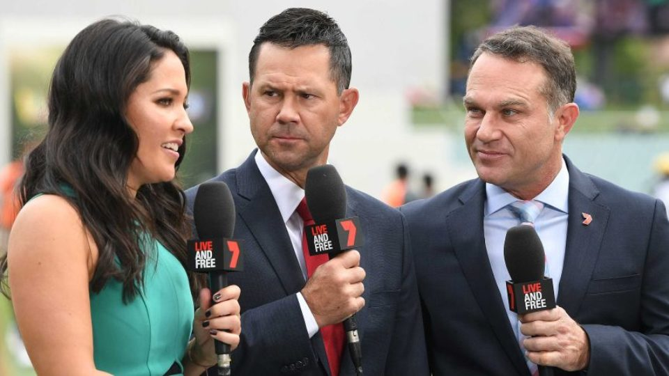 channel seven cricket australia