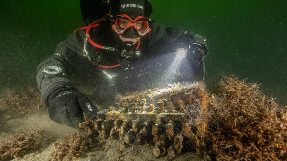enigma baltic sea
