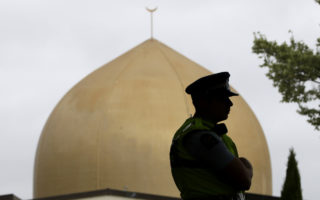 new zealand mosques shootings