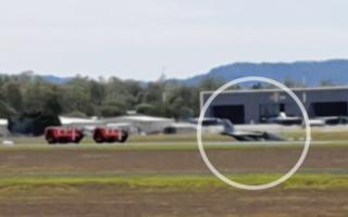 raaf planes runway