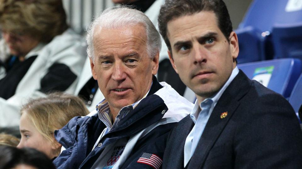 Joe Biden S Son Faces Probe Into Tax Affairs