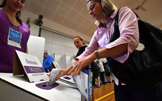 election vote shake-up