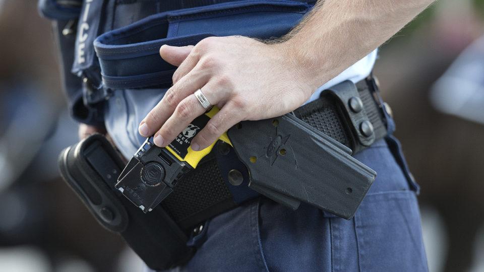 brisbane police shooting