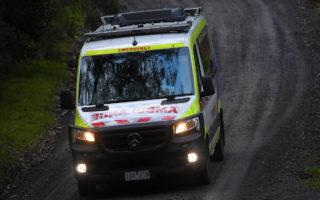 victoria ambulance