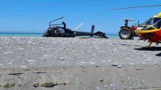 helicopter crash nz