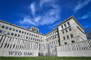 The World Trade Organization will be asked to rule on the barley issue with China.