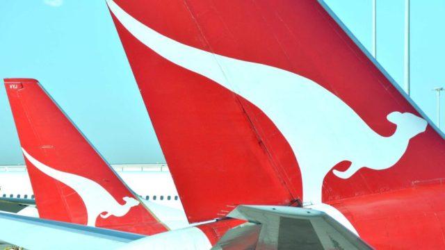 Qantas - cover