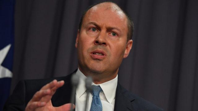 Treasurer Josh Frydenberg insists rape accusations against Christian Porter are closed