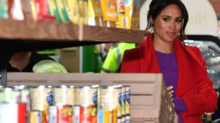 harry meghan charity food