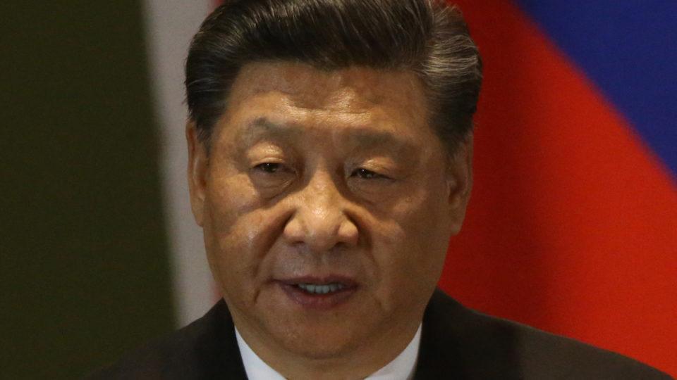 China Microsoft Chinese President Xi Jinping
