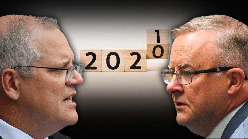 Australian politics 2021