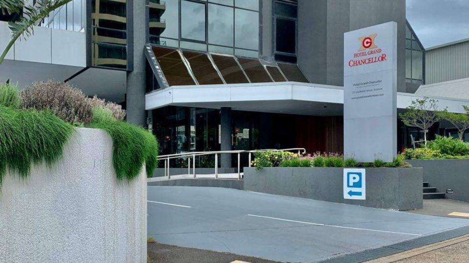 Partner of Brisbane hotel cleaner with UK variant tests ...