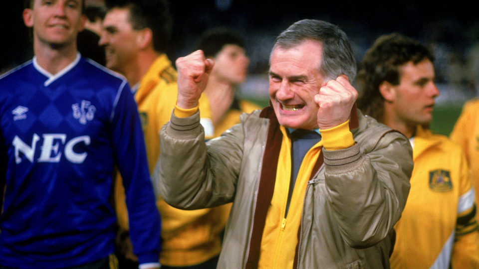 Australia football in mourning as ex-Socceroos coach Frank ...