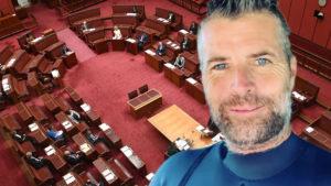 pete evans great australian party