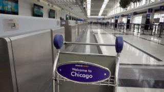 aditya Singh chicago airport