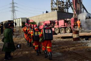 China qixia mine blast