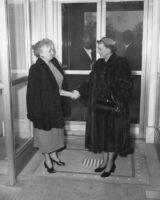 Bessy Truman, Mamie Eisenhower