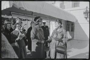 Jackie Kennedy eisenhower