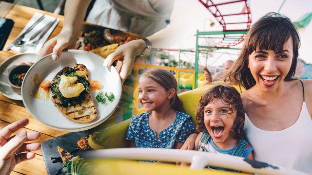 State governments are paying Australians to eat out and visit amusement parks.