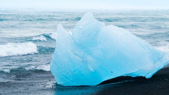 Earth losing ice at record rate: Study