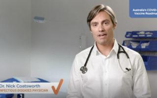 covid vaccine ad australia