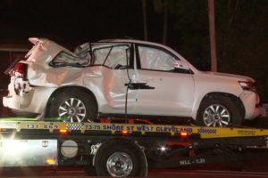 brisbane car crash