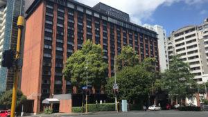 pullman hotel virus