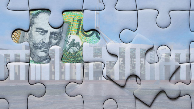 Inflation is the missing jigsaw piece telling us the government can spend more money.