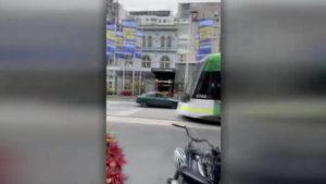 bourke street mall car