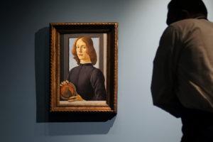 botticelli painting auction