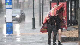 brisbane downpour