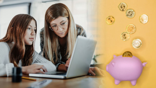 Young women are involved in fewer family financial decisions than their male counterparts, a new study has found.