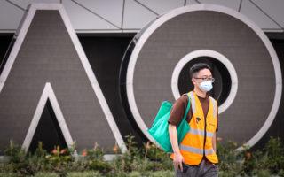 australian open chaos virus