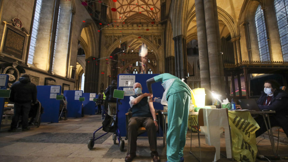 britain virus vaccine