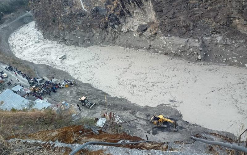 India glacier