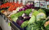 Fruit and vegetables prices