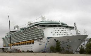 chloe weigand cruise ship