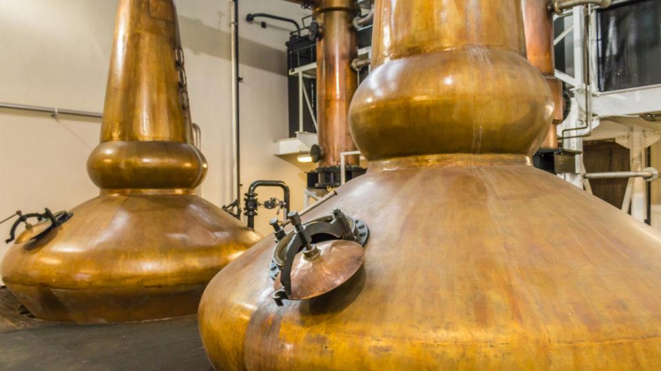 whisky distillery tasmania fire